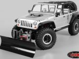 RC4WD: Pala da neve per scaler Axial SCX10 e Trail Finder