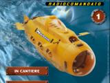 Modellismo in edicola: Sottomarino Nautilus Radiocomandato Hachette