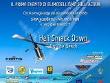 Heli Smack Down a Rimini: elicotteri e volo 3D in spiaggia!
