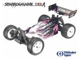 Buggy Sparrowhawk XB 4WD - Video Modellismo Dinamico