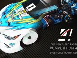 Motori brushless Speed Passion Competition V4.0