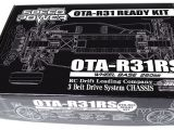 Speed Power OTA-R31 Drift Ready Kit trasmissione a cinghia