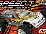 Team Losi - Speed T - Stadium Truck RTR in scala 1:10