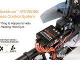 Spektrum AR7200BX Flybarless BeastX e ricevente a 7canali