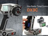 Spektrum DX3C DSM: radio digitale 2,4 GHz - Horizon Hobby