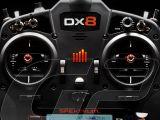 Spektrum DX8 o DX6 con SPM4648 ricevente per racequad