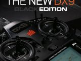 Radiocomando Spektrum DX9 Black Edition - Horizon Hobby