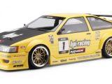 "Hpi: kit drift per carrozzerie Stage-D ""Levin e Trueno"""