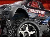 Stampede 4X4 VXL Monster Truck 1/10 BL - ITALTRADING