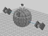 Lego Digital Designer: Decorazione natalizia di Star Wars