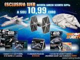 DeAgostini Edicola - Star Wars Navicelle e veicoli Diecast in metallo - Modellismo Statico
