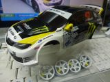 Ken Block MiniZ: Video in Time Lapse - Kyosho