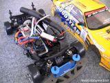 Sistema sonoro per automodelli elettrici che simula il rombo di un motore a scoppio - SCOOP