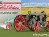 SuperLandini: in edicola i fascicoli Hachette per costruire la replica 1:8 del trattore agricolo italiano