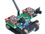 Modellismo Robotico: 3D Stereo Vision System Robot Kit