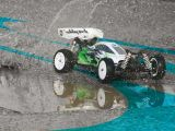 HobbyTech Survolt 4WD brushless RTR in scala 1/10