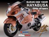 Suzuki GSX 1300R Hayabusa DeAgostini - Costruisci la moto da strada più veloce al mondo