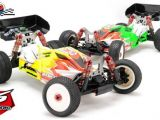 Buggy elettrica SWorkz S104 EK1 4WD + Performance Kit