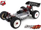Sworkz S350 BX1 Sport Buggy 4WD in scala 1:8