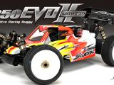 SWorkz S350 Evo II Limited Buggy Nitro in scala 1/8