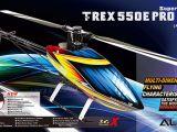 Nuovo ALIGN T-REX 550E PRO DFC Super Combo