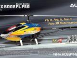 Align TRex 600e Pro 3GX FL: Video montaggio dell'elicottero
