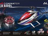 T-REX 600L Dominator Super Combo - BizModel