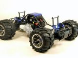 CS-ELECTRONIC: T-Rexx (RTR Monster Truck in scala 1:5)