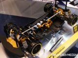 Tamiya TA 05 Ver.II Gold Limited Drift Edition: Fiera del giocattolo di Norimberga 2012