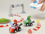 Choro Q hybrid Mario Kart Wii VS type - Takara Tomy