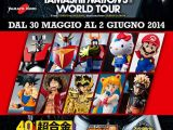 Tamashii Nation World Tour allo Yamato Shop di Milano!