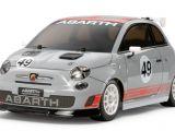 Tamiya - Fiat Abarth 500 Assetto Corse Telaio M05 Automodello radiocomandato