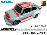 Fiat Abarth 1000 TCR Berlina Corse - Tamiya M05 Chassis