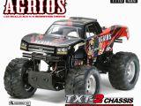 Tamiya Agrios TXT-2 1/10 Monster Truck 4x4