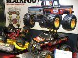 Tamiya Blackfoot (2016): Monster truck 2WD in scala 1/10