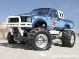 Toyota Bruiser Pick Up 4x4 della Tamiya - Video Modellismo