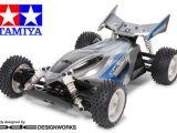 Tamiya - Dual Ridge 4WD Buggy su telaio TT-02B