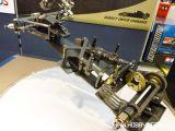 Tamiya F104 X1 video: Formula Uno 1/10 in kit di montaggio
