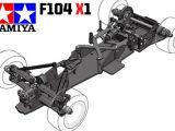 Tamiya F104 X1: Anticipazioni Shizuoka Hobby Show 2011