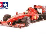 Tamiya Ferrari F60 - Automodello Formula Uno in scala 1/10