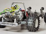 Nuove foto della Tamiya Fighting Buggy 2wd in scala 1/10