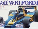 Formula 1 Ford Wolf WR1 Tamiya F104 - Anticipazioni Shizuoka Hobby Show 2010