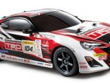 Tamiya Gazoo Racing TRD 86 Rally Car su telaio XV-01