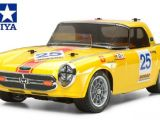 Tamiya - HONDA S800 Racing 1/10 con telaio M-05
