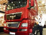 Tamiya 40 Foot Container per il truck Man TGX Video - Fiera del modellismo di Norimberga 2011