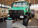 Tamiya Mercedes-Benz UNIMOG 425 CC-01: Toy Fair 2015
