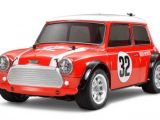 Tamiya M05 - Rover Mini Cooper Racing 2WD in scala 1:10