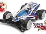 Tamiya Mini 4WD: un video da mal di mare...