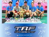 TRF - Tamiya Racing Factory Happy New Year - Buon 2009