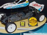 Tamiya Neo Fighter Buggy su telaio DT-03: Toy Fair 2014